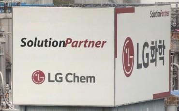 LG Chem Stocks Hit 52-week Low on Grim Q3 Earnings Outlook, ESS Woes