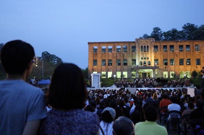 Concert Along DMZ to Celebrate 1st Anniv. of Pyongyang Declaration