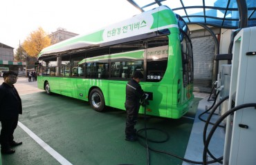 Hyundai Motor Develops Electric Bus Management System