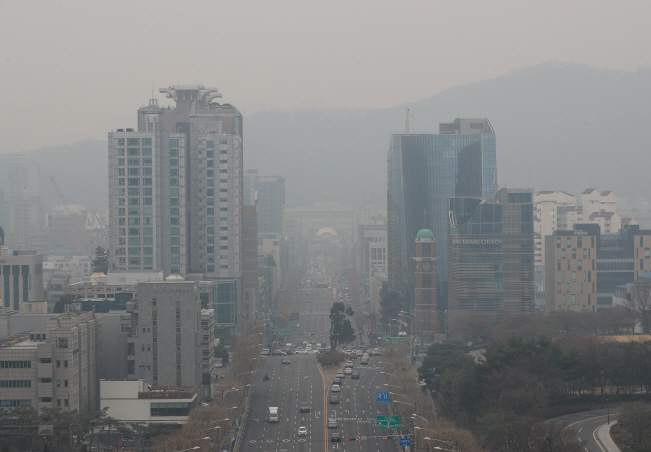 Seoul Installs Air-purifying Filters on Buses