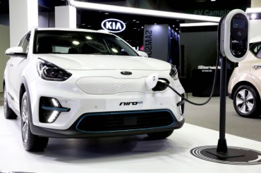 Hyundai, Kia Sell Over 44,000 EVs in H1