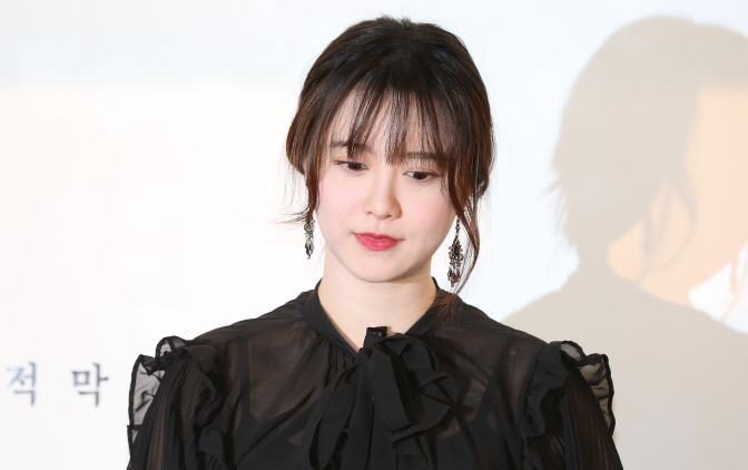 Amid Divorce Row, Actress Ku Hye-sun Temporarily Suspends Show Biz Career