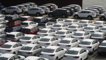 Carmakers' Nov. Sales Dip 5 pct amid Pandemic