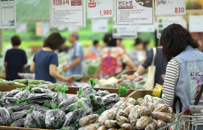 S. Korean Economy Shows Signs of Deflation as Consumer Prices Decline