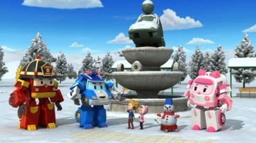 S. Korean Animation Characters to Become Honorary Firefighters