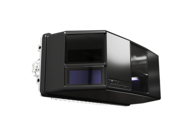 LeddarTech's Leddar™ Pixell, a 3D solid-state LiDAR cocoon solution specially designed for autonomous vehicles. (image: LeddarTech)