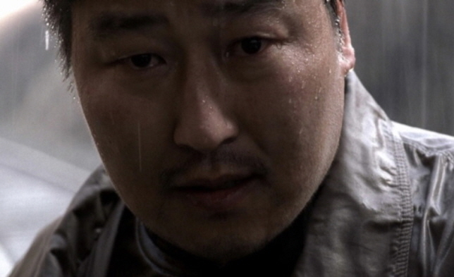 "Song Kang-ho from ""Memories of Murder."" (image: CJ Entertainment)"