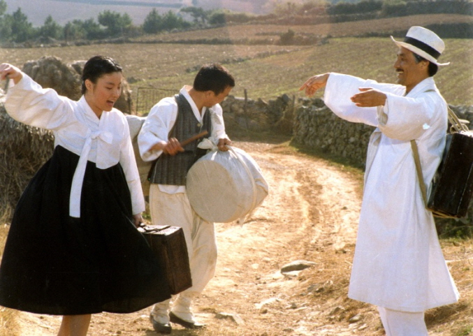 "A scene from ""Seopyeonje."" (image: Busan International Film Festival)"