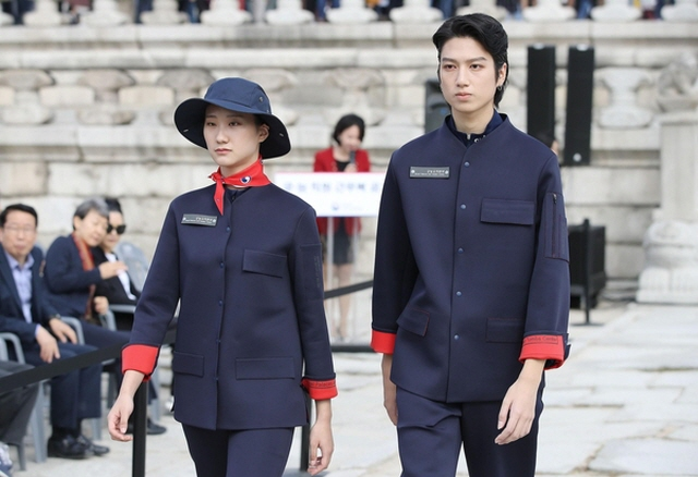 Controversy over New Palace Employee Uniforms