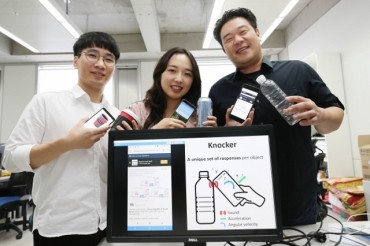 Knocker Technology the Future of Smartphone Object Recognition