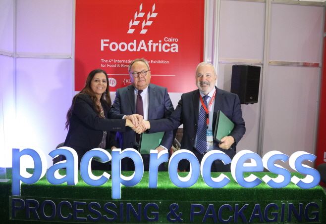 Food Africa and pacprocess Middle East Africa partner to welcome international exhibitions and trade fairs as the leading F&B business platform bringing together local and international stakeholders. (image: IFP Group)