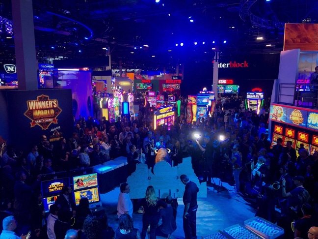 NRT to Showcase Award-Winning Solutions at G2E 2019