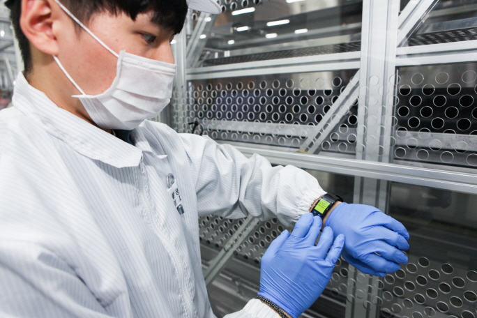 Hanwha Q Cells to Use AI-based Production System