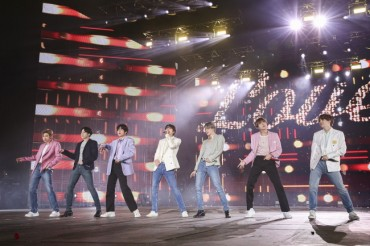 BTS Puts Off N. American Leg of World Tour over COVID-19