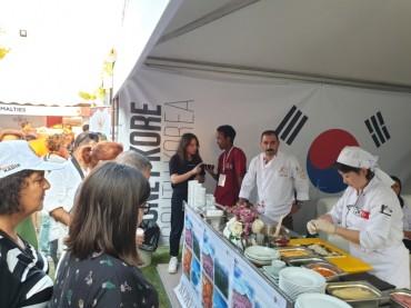 Gimbap and Kimchi Fried Rice Big Hits in Turkey