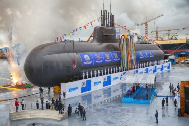 Daewoo Shipbuilding Bags 1.1 tln-won Deal to Build Upgraded Submarine