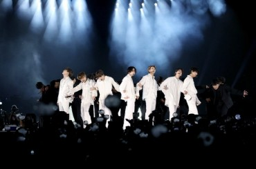 BTS Rocks Capital of Saudi Arabia