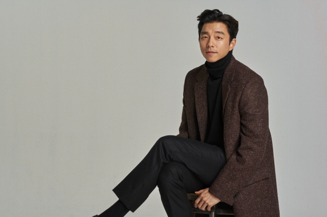 'Goblin' Star Gong Yoo Returns as Ordinary Husband in New Film