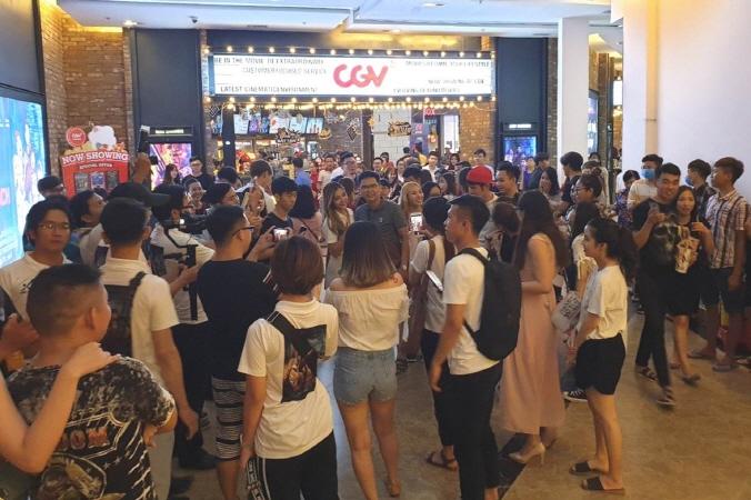 CJ CGV Vietnam Records 20 Million Moviegoers This Year