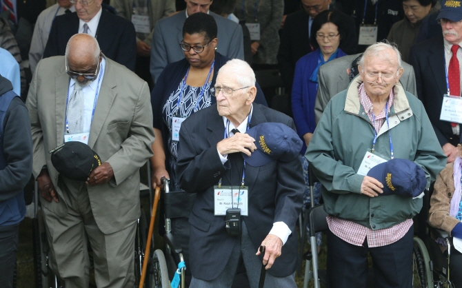 S. Korea Enacts Law to Honor Foreign Veterans of Korean War