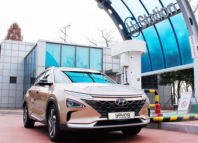 Seoul Government Eyes Having 4,000 Fuel-cell Cars on its Roads by 2022