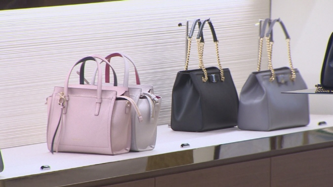 The increase in tariffs is attributed to the increasingly expensive price of handbags brought in by overseas travelers. (Yonhap)