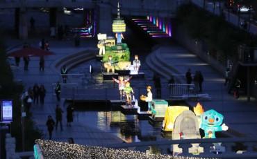 Seoul Lantern Festival to Light Up City Center This Week