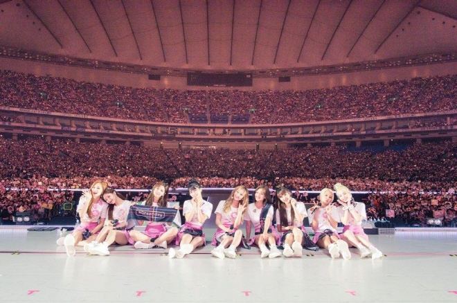 TWICE Announces Tokyo Dome Edition of World Tour