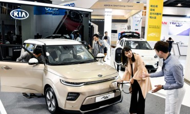 Kia, GS Caltex Join Hands on EV Charging Services