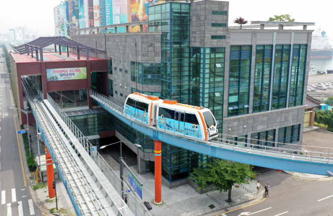 Incheon to Open Seaside Monorail Line to Draw More Tourists