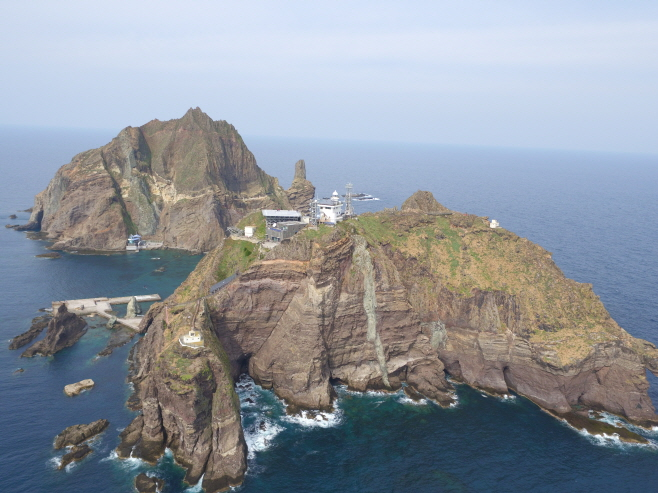 Dokdo Islets Home to Endangered Animals