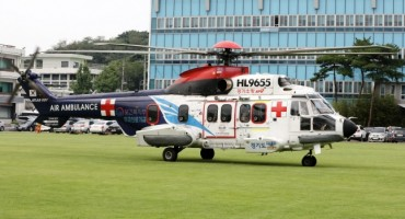 'Doctor Helicopter' Service Saves a Life Every 2 or 3 Days