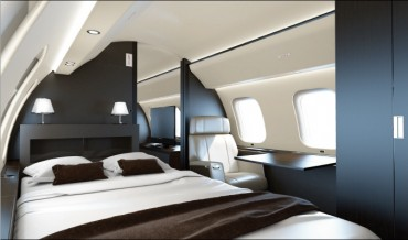 Vista Global Introduces the Bombardier Global 7500 Aircraft, the World's Largest and Longest Range Business Jet
