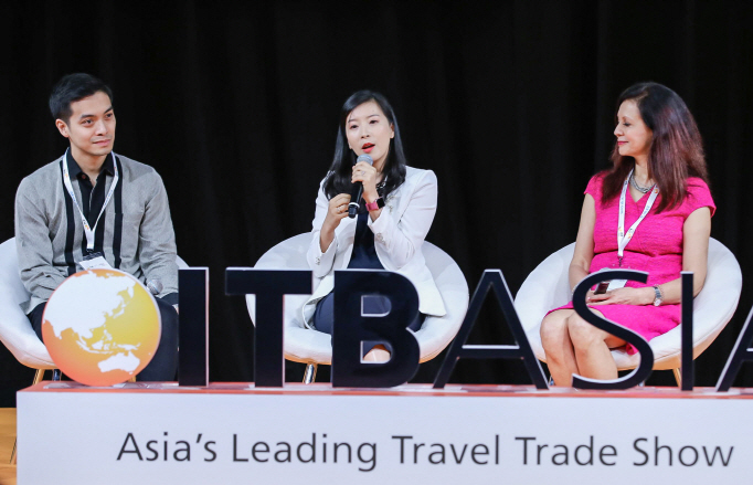Ctrip Group Shares Marketing Tips at ITB Asia 2019
