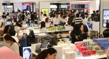 In-flight Duty-free Sales Rise Despite Opening of Airport Duty-free Stores