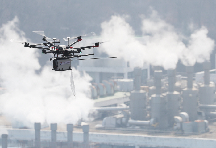 S. Korea to Streamline Drone-related Rules to Bolster Economy, Create Jobs