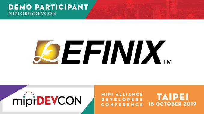 Efinix® to Showcase Trion® MIPI Solutions at MIPI DevCon Taipei