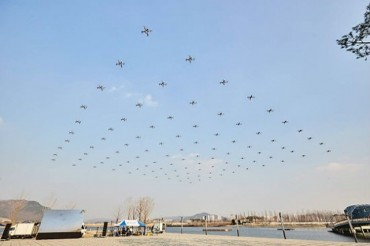 Large Drone Festival to Take Place in Seoul