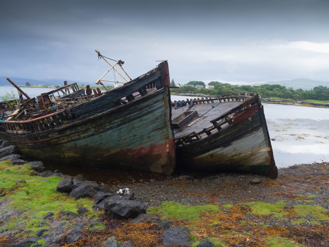 About 2,200 Shipwrecks Abandoned in S. Korean Waters