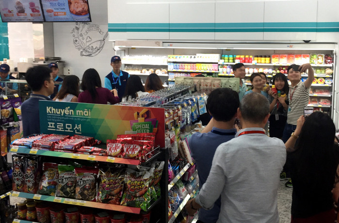 A GS25 convenience store in Ho Chi Minh City. (image: GS25)