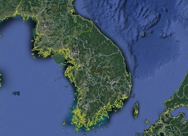 40 pct of S. Korean Military Facilities Exposed on Google Maps