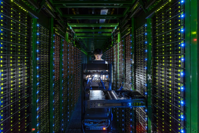Data Center Power Usage Soars, but Heat Goes to Waste