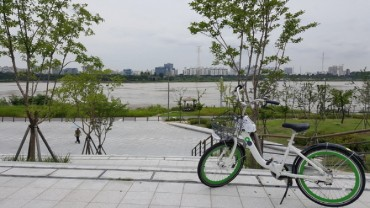 Seoul City's Public Bicycles Gain Popularity in Times of Massive COVID-19 Outbreaks