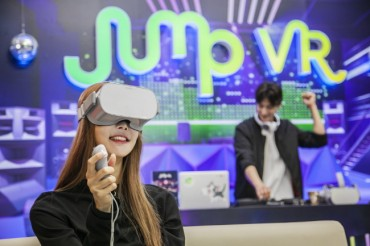 SK Telecom Launches 5G-based VR Zone