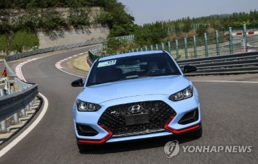 Sales of Hyundai's N Performance Cars Rise on Racing, Prices
