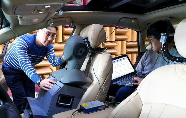 Hyundai Motor Develops Road Noise-cancelling System Using Sound Waves