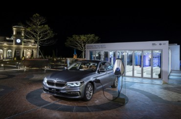 BMW Korea to Strengthen Electrified Car Lineup