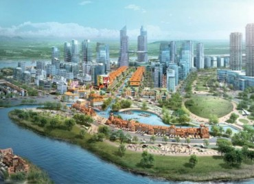 S. Korea to Build 1st Smart City in Busan by 2024