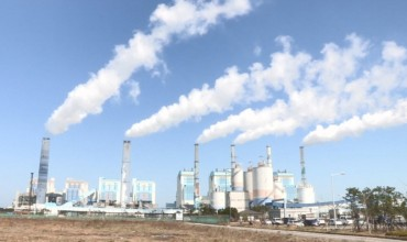 S. Korea to Reduce Operation of Coal Plants to Cut Fine Dust Emissions over Winter
