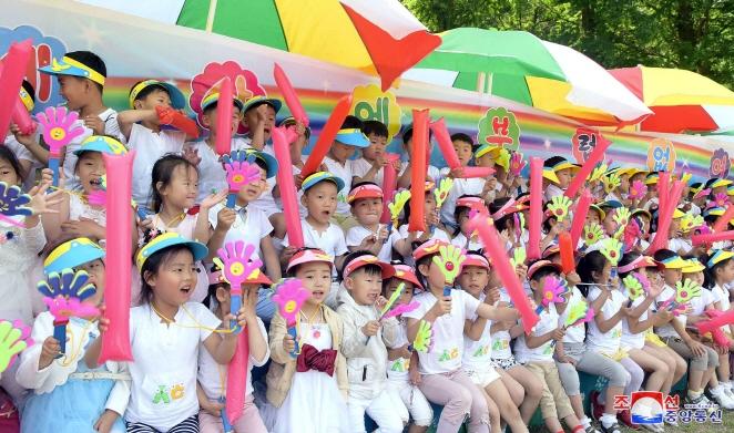 No Corporal Punishment, Even in North Korea